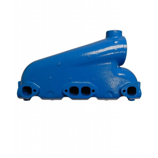Crusader Exhaust Manifold Chevy Log Style