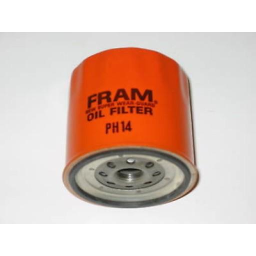 fram oil filter model ph14