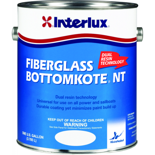 Interlux Fiberglass Bottomkote NT Antifouling Paint Gallons