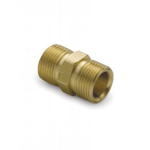 Teleflex hydraulic fitting union coupling