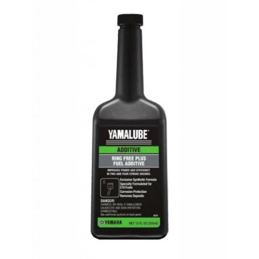 Yamaha Yamalube Ring Free Plus Fuel Additive 12 Oz