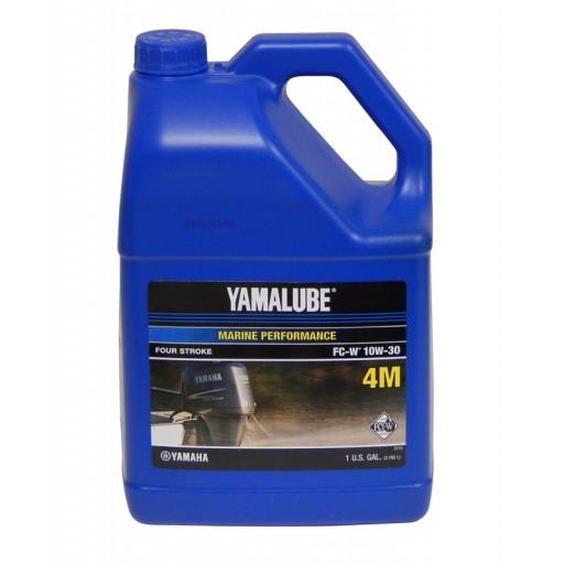 Yamaha Yamalube Engine Oil 4 Stroke 4m Fc W Gallon