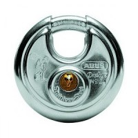 "Abus Marine Brass Padlock 2-3/4"" - Single Pack"