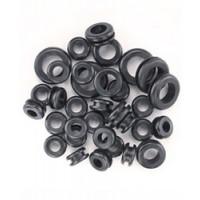 Ancor Grommets Black Vinyl