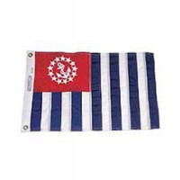 Annin US Power Squadron Flags Nyl-Glo Embroidered