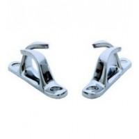 """Attwood Skene Bow Chocks Stainless Steel - 6"""""""