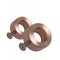 """Buck Algonquin Rudder Collar Bronze - 1"""" Shaft"""