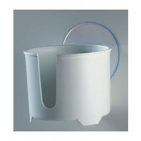 BoatMates Drink Holder w/o Cozy - White