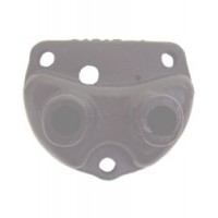 Barr Exhaust Manifold Front End Cap Connector Stbd