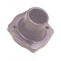 """Barr Chris Craft Exhaust Fitting Straight - 2-1/2"""""""