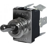 Blue Sea Toggle Switch - ON-OFF-ON