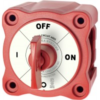 Blue Sea Battery Switch (Mini) M-Series - On/Off