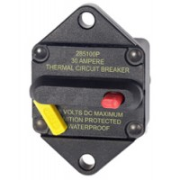 Blue Sea Circuit Breaker 30 AMP Panel Mount Thermal