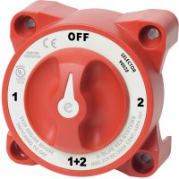 Blue Sea Battery Switch Selector - w/ AFD