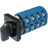 Blue Sea AC Rotary Switch 120/240V 65A