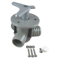 "Bosworth Sea-Lect Y-Valve 1-1/2"" - Flush Mount"