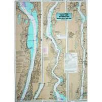 Captain Segull's Chart Hudson River NY