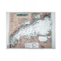 Captain Segull's Chart Long Island Sound