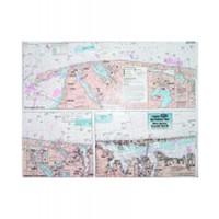 Captain Segull's Chart New Jersey Inshore Bay Detail