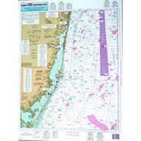 Captain Segull's Chart New Jersey Coast