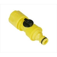 Camco Quick Hose Connect / Disconnect - Plastic