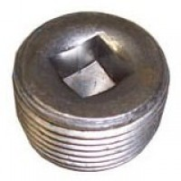 "Crusader 1"" Pipe Plug - Square Socket"