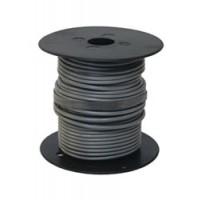 Deka Primary Wire 16 ga 100 Foot - Gray