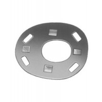 Lift-the-DOT Fastener Clinch Plate