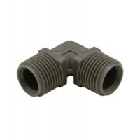 "Qest Elbow Fitting 1/2"" X 3/8"" Male"