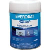 Evercoat Premium Gel Coat Polyester Neutral 1 Quart