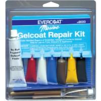 Evercoat Gel Coat Repair Kit w/ Colors 1 Ounce