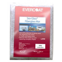 "Evercoat Fiberglass Mat- 38"" x 34"""