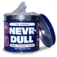 Nevr-Dull Magic Wadding Polish Metal Cleaner & Polish - 5 Oz