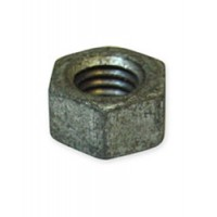 Galvanized Machine Nuts