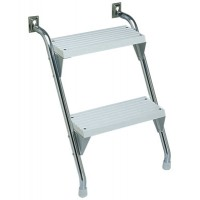 Garelick Cockpit Steps Aluminum 28 Inch High