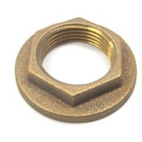 Groco Thru-Hull Lock Nut Only Bronze