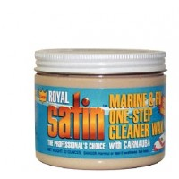 Garry's Royal Satin Cleaner Paste Wax - 32 Ounce