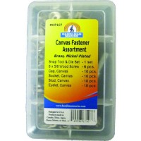 Handi-Man Marine Hardware Kit Canvas Fasteners