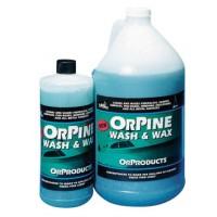 OrPine Wash & Wax One Gallon Bottle