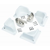 Igloo Cooler Tie Down Kit White