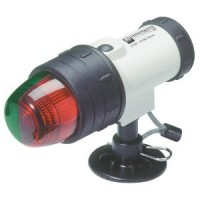 "Bow Light w/2"" Stud Mount LED - Uses 4-""AA"" Batteries"