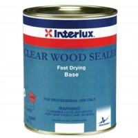 Interlux Clear Wood Sealer Fast Drying Base