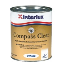 Interlux Compass Clear Polyurethane Varnish Pint