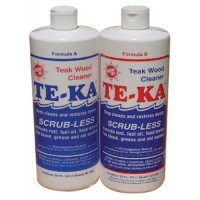 Te-Ka Teak Two Part Cleaner