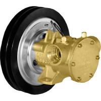 "Jabsco Engine Clutch Pump 23 GPM 12 VDC 1"" NPT"