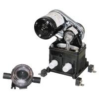 Jabsco Electric Diaphragm Pump 5.5 Gallons per Minute 12 V
