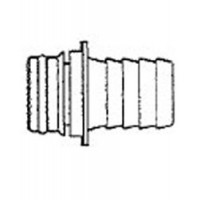 """Jabsco Snap-in Port Adapter 3/4"""" Hose Barb Straight"""