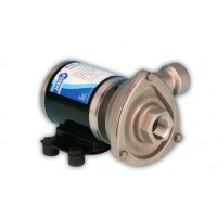 Jabsco Centrifugal Motor/Pump Stainless Pump Head 12 VDC