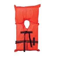 Kent Child Life Vest Type II Medium - 50 to 90 Lbs.