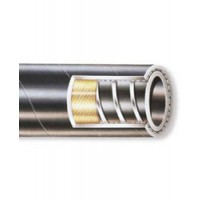 """Lawrence Rubber Fuel Fill Hose 2"""" I.D. Foot Length"""